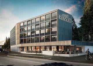 Hotelbild von Revier Mountain Lodge Lenzerheide