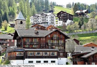 Hotelbild von The Alpina Lodge