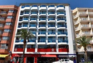 Hotelbild von Apartamentos Blau