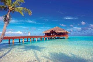 Hotelbild von Medhufushi Island Resort