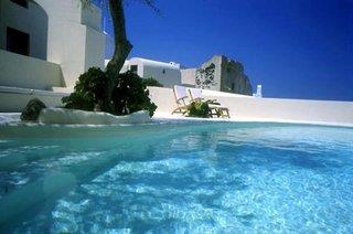 Zannos Melathron 5*, Pyrgos Kallistis (Insel Santorin) ,Grécko