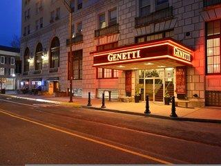 The Genetti Hotel & Suites