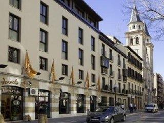 Hotelbild von Vincci Albayzin
