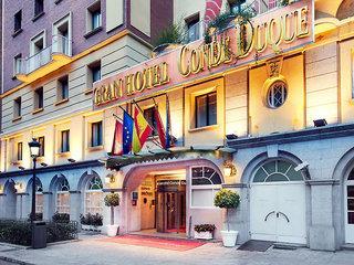 Hotelbild von Sercotel Gran Hotel Conde Duque