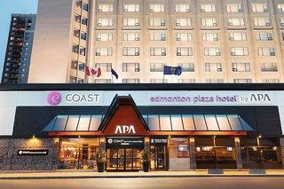 Coast Edmonton Plaza 3*, Edmonton ,Kanada