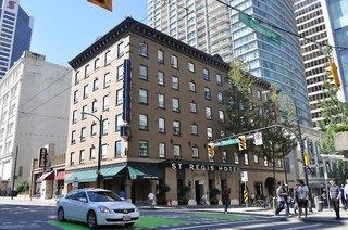The St. Regis Hotel Vancouver