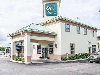 Quality Inn & Suites 1000 Islands 3*, Gananoque ,Kanada