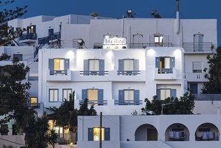 Iris Boutique Hotel 3*, Naoussa (Insel Paros) ,Grécko