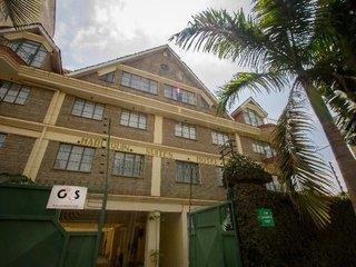 Harlequin Suites Hotel 3*, Nairobi ,Keňa