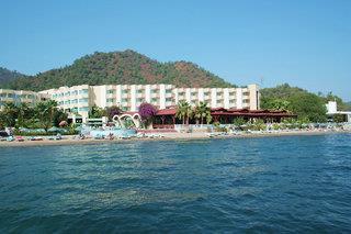 Hotelbild von Fortezza Beach Resort