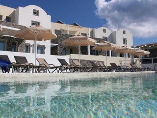 Aplai Dome 3*, Oia (Insel Santorin) ,Grécko
