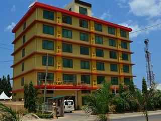 Tiffany Diamond Hotel & Spa 3*, Dar Es Salaam ,Zanzibar