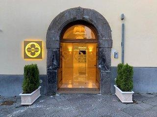 Unconventional Hotel Sorrento