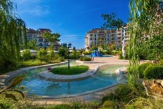 Hotelbild von Poseidon Residence Complex
