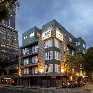 Hotel MX Reforma 3*, Mexico City ,Mexiko