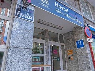 Hotelbild von Hostal Alda Palencia Plaza