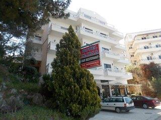 Hotel Iliria 3*, Saranda ,Albánsko