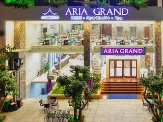 Aria Grand Hotel & Apartments