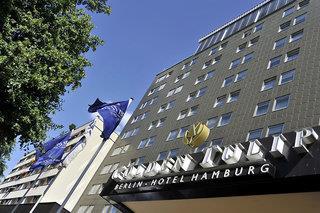 Hotelbild von Golden Tulip Berlin Hotel Hamburg