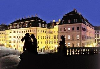Taschenbergpalais Kempinski Dresden, Deutschland