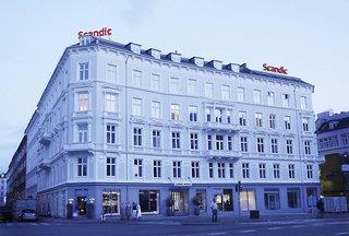 Scandic Webers 4*, Kopenhagen ,Dánsko