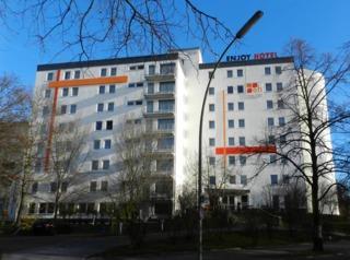 Hotelbild von enjoy hotel Berlin City Messe