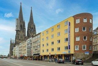Hotelbild von a&o Köln Dom