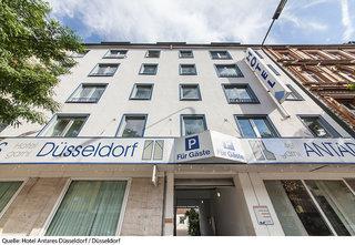 Hotelbild von Novum Hotel Antares Düsseldorf