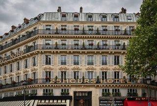 Hotelbild von 25hours Hotel Terminus Nord