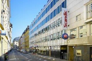 Scandic Norra Bantorget 4*, Stockholm ,Švédsko