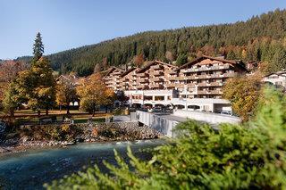 Silvretta Parkhotel 4*, Klosters-Serneus ,Švajčiarsko