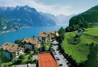 Hotel & Naturhaus Bellevue Seelisberg 3*, Seelisberg ,Švajčiarsko