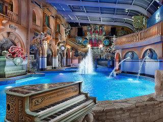 Hotelbild von Wellness Hotel Babylon