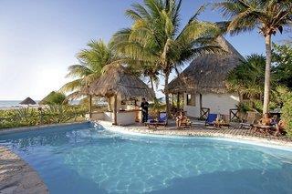 Xaloc Resort 3*, Isla Holbox ,Mexiko