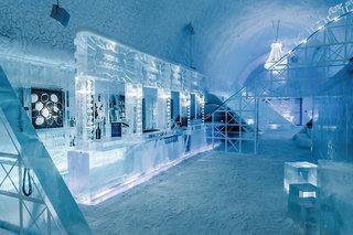 Hotelbild von Ice Hotel Jukkasjärvi