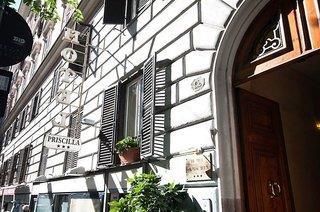 Priscilla 3*, Rom ,Taliansko