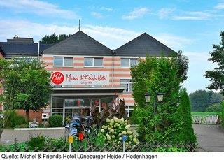 Michel & Friends Hotel Lüneburger Heide