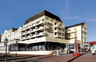 Hotelbild von Strandhotel Vierjahreszeiten Borkum