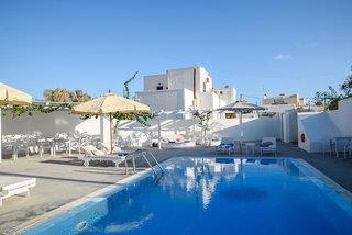 Atlas Boutique Hotel 3*, Kamari (Insel Santorin) ,Grécko