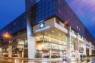 Hotelbild von Wyndham Grand Salzburg Conference Center
