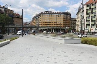 Hungaria City Center in Budapest, Ungarn
