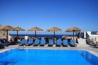 Aegean View 4*, Kamari (Insel Santorin) ,Grécko