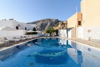 Iris Boutique Hotel 3*, Kamari (Insel Santorin) ,Grécko