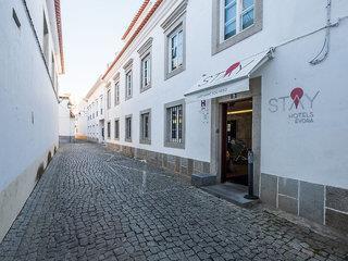 Stay Hotel Evora Centro Santa Clara  4*, Evora ,Portugalsko