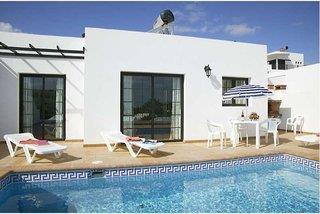7 Tage in Playa de Matagorda (Puerto del Carmen)Villas Salinas de Matagorda