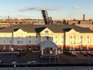 Comfort Suites Newark 3*, Newark (New Jersey) ,Spojené štáty