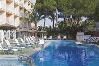 Hotelbild von Isla de Cabrera Hotel