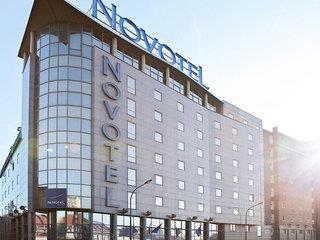 Hotelbild von Novotel Paris 13 Porte d´Italie
