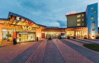 Hotelbild von H2o Therme Resort