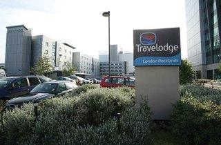 Hotelbild von Travelodge London Docklands